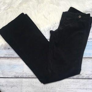 Diesel black corduroy pants size 29 flare